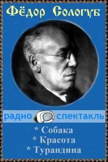 Сологуб Федор - Собака. Турандина