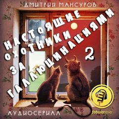 Мансуров Дмитрий - Настоящие охотники за галлюцинациями 2