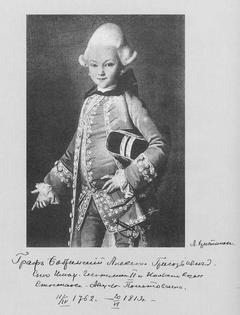Бобринский Николай - Сцены из жизни графа Алексея Григорьевича Бобринского